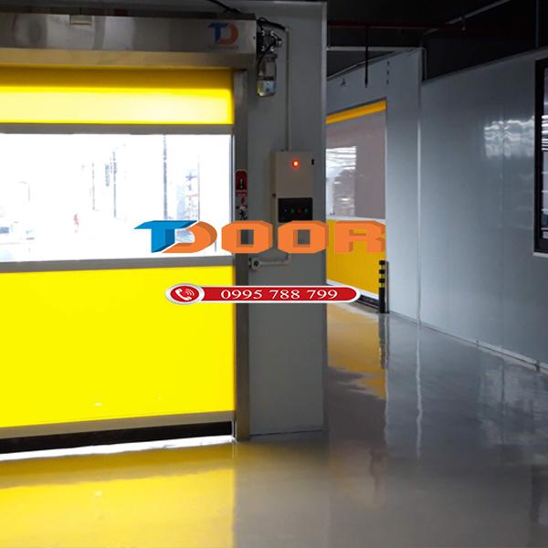 Cửa cuốn nhanh pvc ADP-30