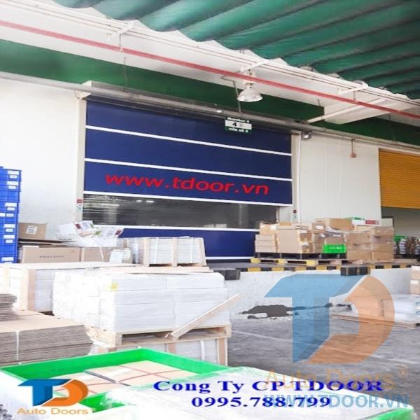 Một nhà máy tại khu công nghệ cao HCM