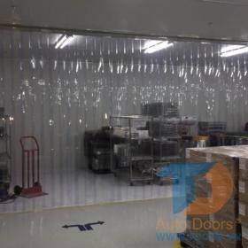 Màn ngăn lạnh nhựa PVC